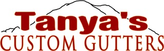 logo tanyas custom gutters